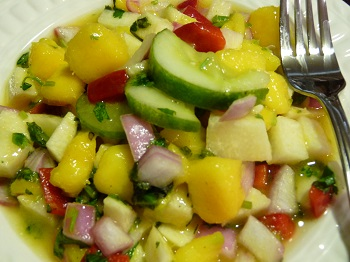 home mango jicama and cucumber salad mango jicama and cucumber salad ...